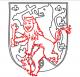 """W.S.T.V. """"Pierrot et Colombine"""" Logo"""